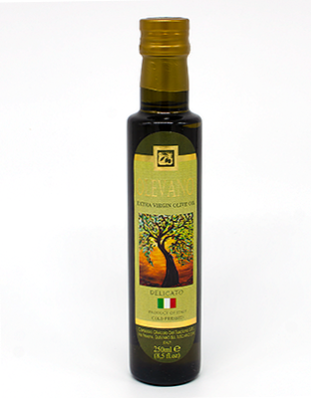 250 ml First Cold Press Delicato Extra Virgin Olive Oil